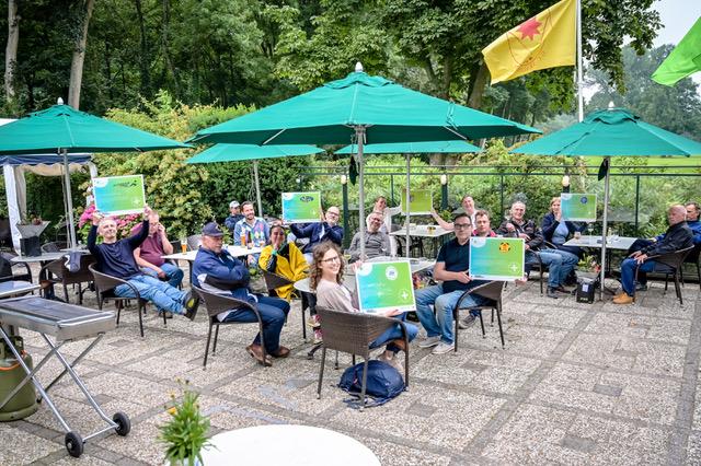 Uitreiking Sportpluspredicaten - v.v. Rozenburg