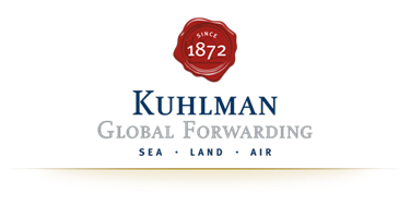 Kuhlman Global Forwarding - nieuwe bordsponsor